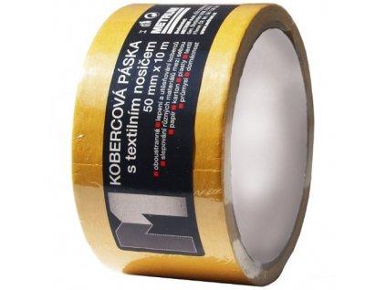 Locktape oboustranná páska s textilním nosičem