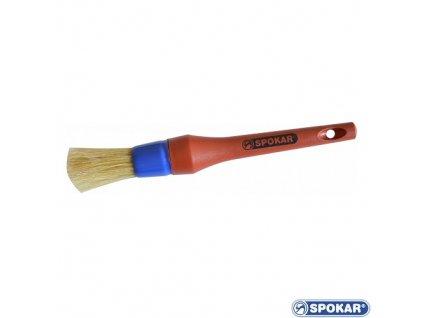 štětec kulatý dřevěný 81101 c12