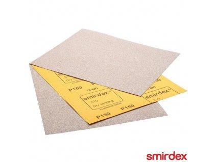 Brusný papír 510 Smirdex