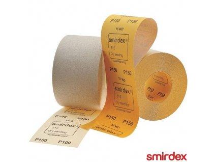 Brusný papír 510 role Smirdex