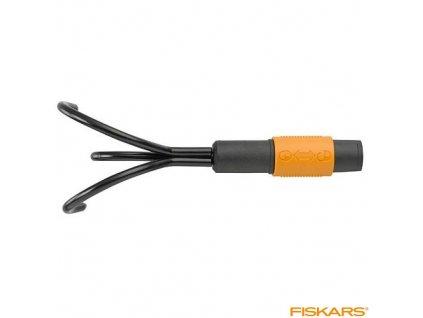 FISKARS® QuikFit™ Kultivátor s krátkým prostředním hrotem