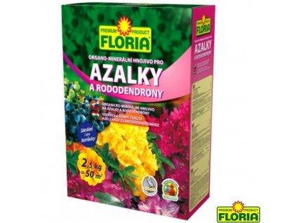 FLORIA® Hnojivo organo-minerální na azalky a rododendrony, 2,5 kg