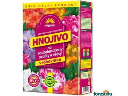 FORESTINA® ORGAMIN Hnojivo na rododendrony, azalky a vřesy, 1 kg