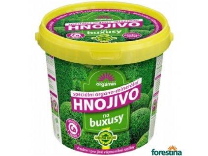FORESTINA® ORGAMIN Hnojivo na buxusy, 1,4 kg