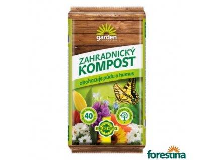 FORESTINA® GARDEN Kompost zahradnický, 40 l
