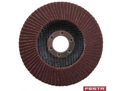 FESTA® Kotouč lamelový brusný, 115 mm, P120