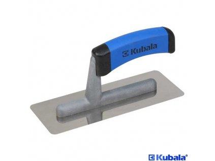 KUBALA® Hladítko benátské rovné, 200 x 80 mm, nerez