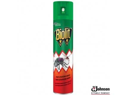 BIOLIT® Insekticid proti létajícímu hmyzu, sprej 400 ml