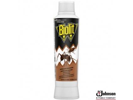 BIOLIT® Insekticid prášek proti mravencům a lezoucímu hmyzu, 250 g