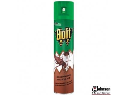 BIOLIT® Insekticid sprej proti lezoucímu hmyzu, 400 ml