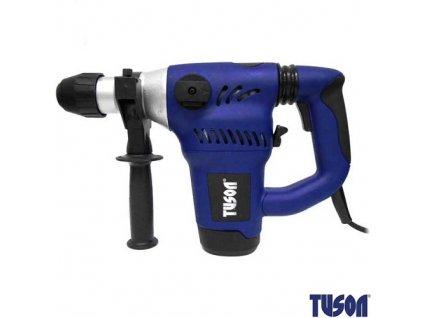 TUSON® Kombinované kladivo SDS+, 1500 W, kufr s příslušenstvím
