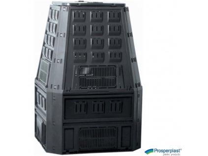 PROSPERPLAST® EVOGREEN Kompostér plastový černý, 850 l