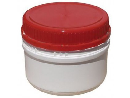 plastová dóza 0,25l