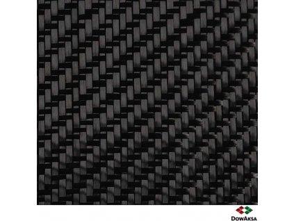 Uhlíková tkanina 160 kepr