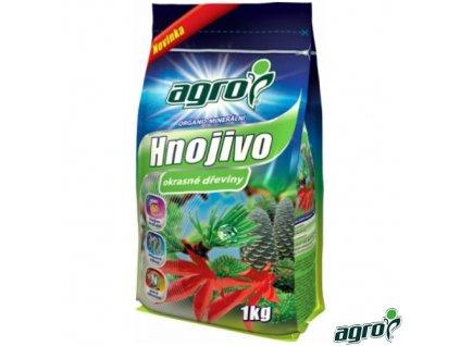AGRO® Hnojivo organo-minerální na okrasné dřeviny, 1 kg