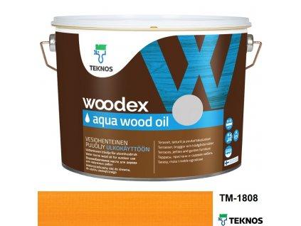 TEKNOS WOODEX AQUA WOOD OIL 0,9