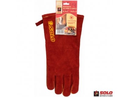 SOLO® Rukavice ke krbu a grilu