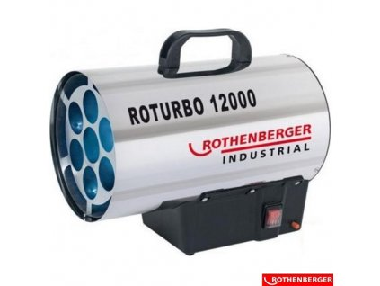ROTHENBERGER® ROTURBO 12000 Plynové topidlo, 12 kW, IP44