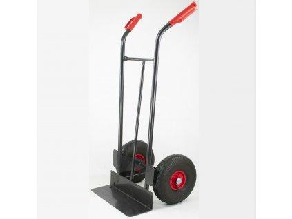 CONE DESIGN® Rudl kovový, nosnost 400 kg, kola 300 mm s kovovým diskem