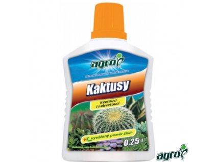 AGRO® Hnojivo kapalné na kaktusy, 250 ml