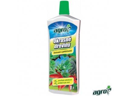 AGRO® Hnojivo kapalné na okrasné dřeviny, 1 l