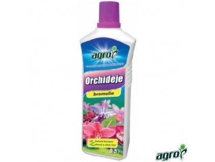 AGRO® Hnojivo kapalné na orchideje a bromélie, 500 ml