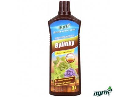AGRO® Hnojivo kapalné organo-minerální na bylinky, 1 l