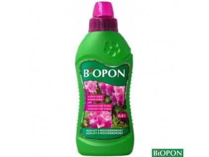 BIOPON® Hnojivo minerální kapalné na azalky a rododendrony, 500 ml