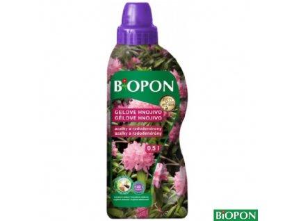 BIOPON® Hnojivo minerální gelové na azalky a rododendrony, 500 ml