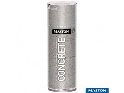 Maston concrete effect