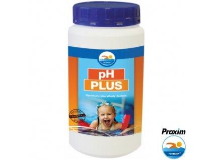 PROBAZEN® PH PLUS na úpravu vody v bazénu, 1,2 kg