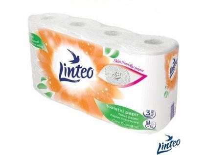 Toaletní papír Linteo Satin