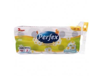 Toaletní papír Boni Perfex heřmánek