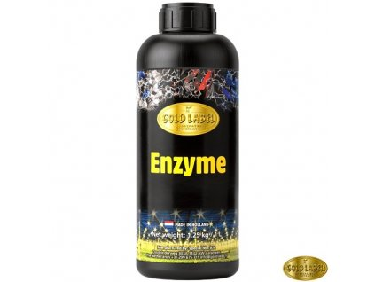 GOLD LABEL enzyme 1l