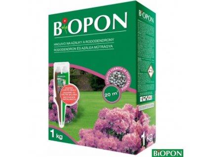 BIOPON® Hnojivo na azalky a rododendrony, 1 kg + elixír zdarma