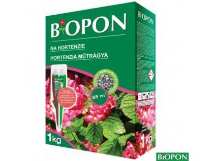 BIOPON® Hnojivo na hortenzie, 1 kg + elixír zdarma