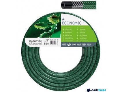 """CELLFAST® Hadice zahradní ECONOMIC, 1/2"""", 50 m, zelená"""