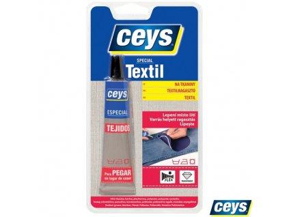 CEYS lepidlo na textil special