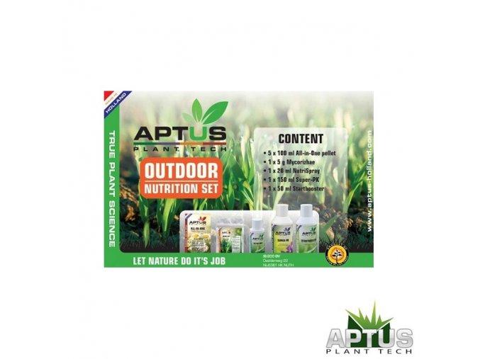 Aptus outdoor set