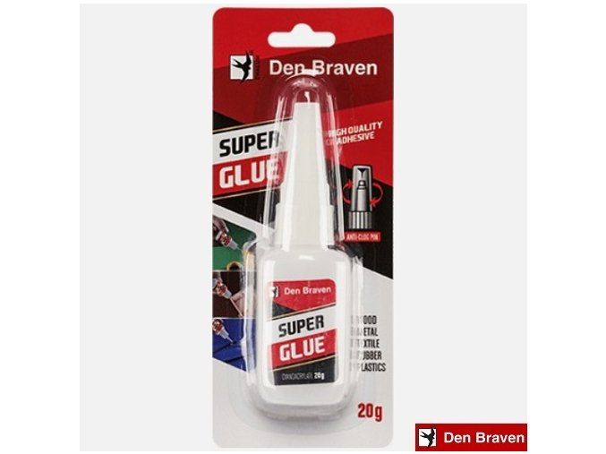 sekundove lepidlo super glue 20g