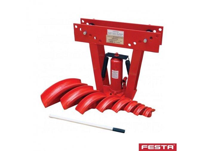 FESTA® Hydraulická ohýbačka trubek, 16 t, přenosná