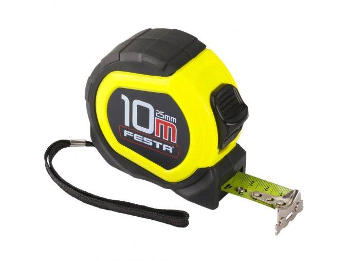 FESTA® Metr svinovací Magnetic, délka 10 m, pásek 25 mm