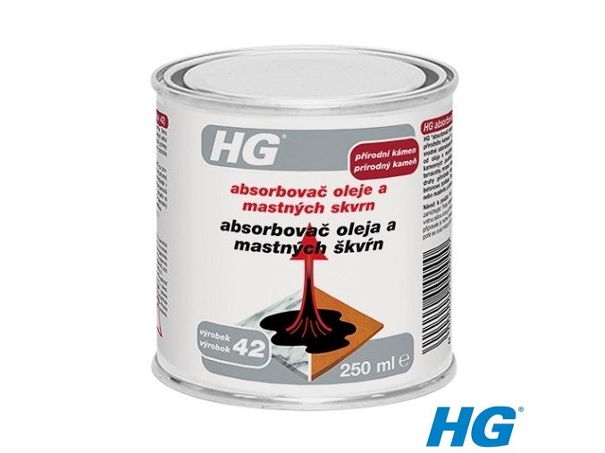 HG absorbovač oleje