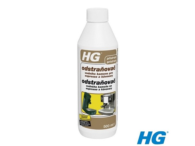 HG odstraňovač vodního kamene k