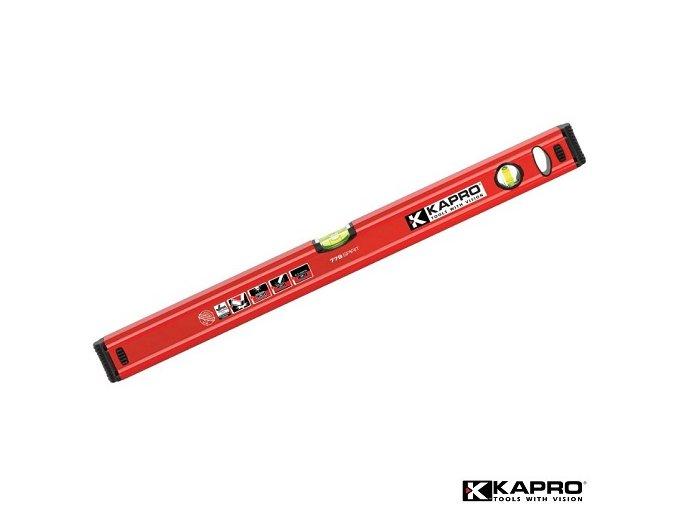 KAPRO® 779-60 SPIRIT Vodováha, 600 mm, 2 libely