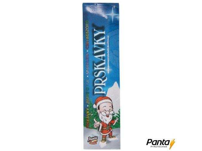 Prskavky vánoční, 16 cm, 10 ks