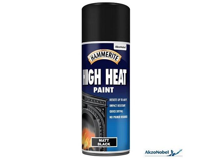 Hammerite High heat paint