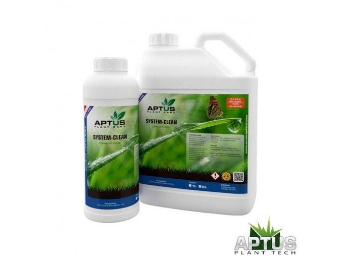 Aptus System clean all