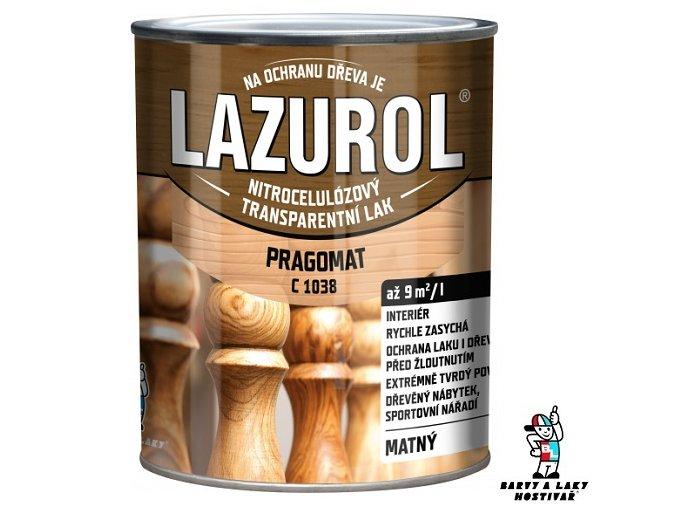 LAZUROL Lak NCL C1038