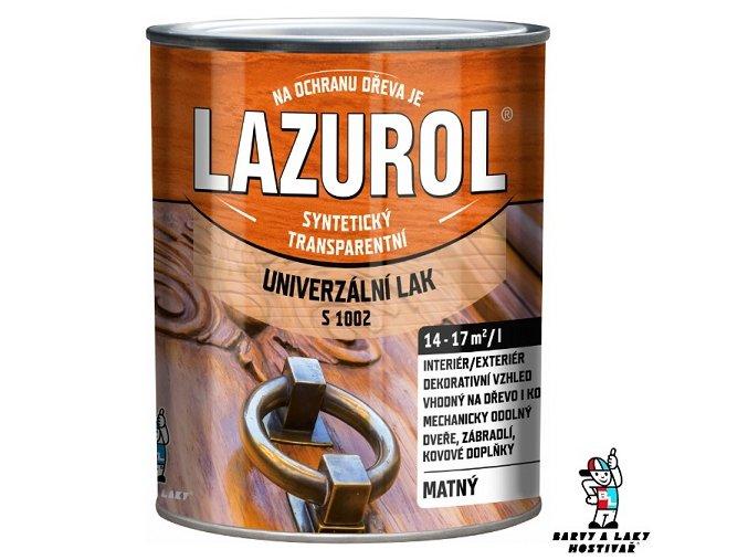 LAZUROL S 1002 0001 lak mat new
